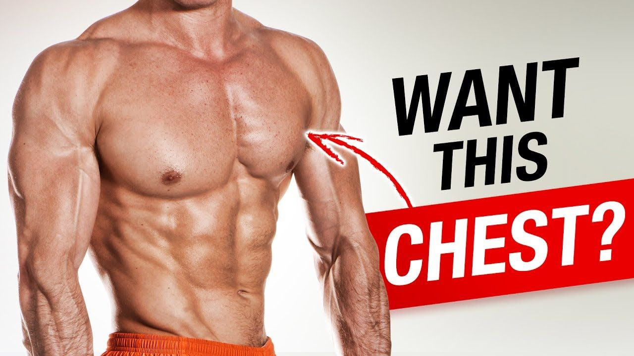 3 Chest Exercises For Skinny Guys / HARDGAINERS!