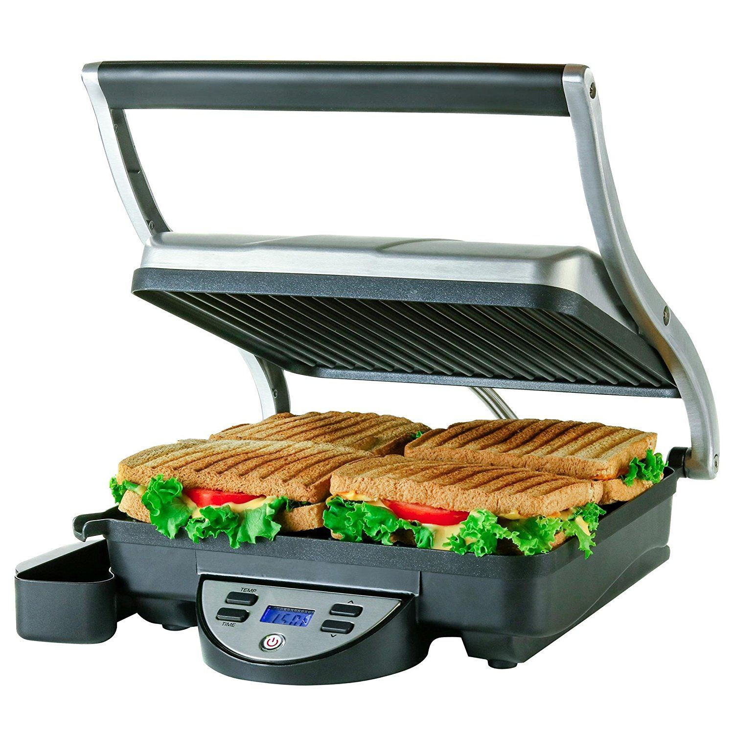 Best Sandwich Makers Panini Presses Of 2021 The Kitchen Witches Grill Sandwich Maker Cooking Appliances Grilled Sandwich