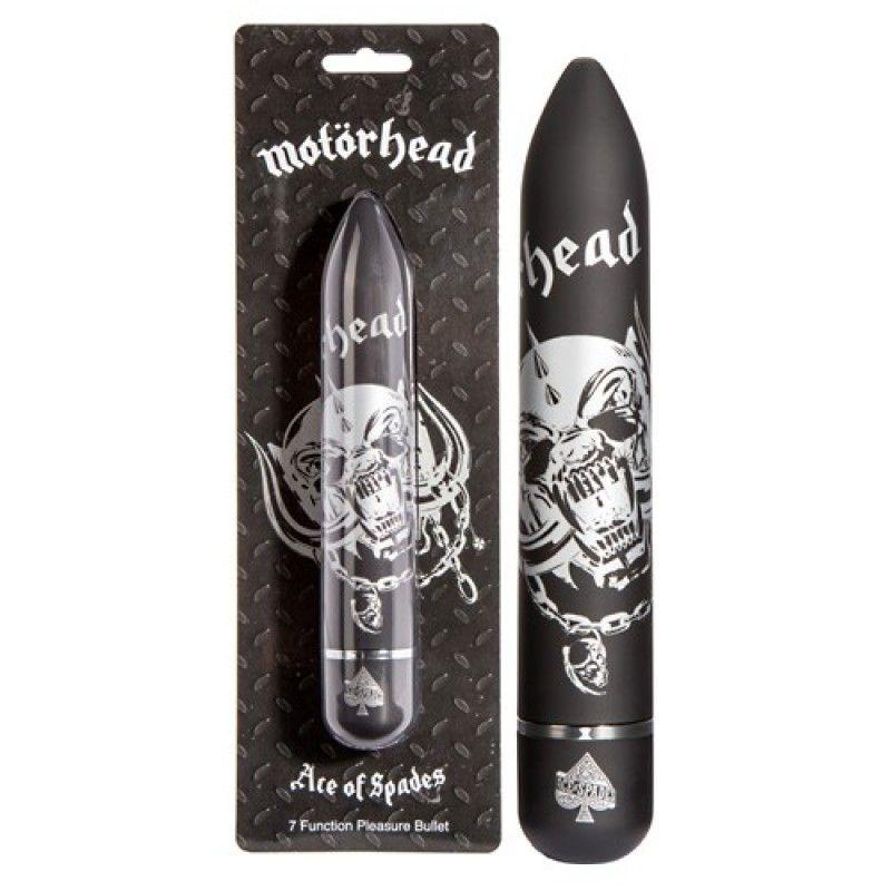MOTÖRHEAD – Ace of Spades, 7 funksjoner Vibrator