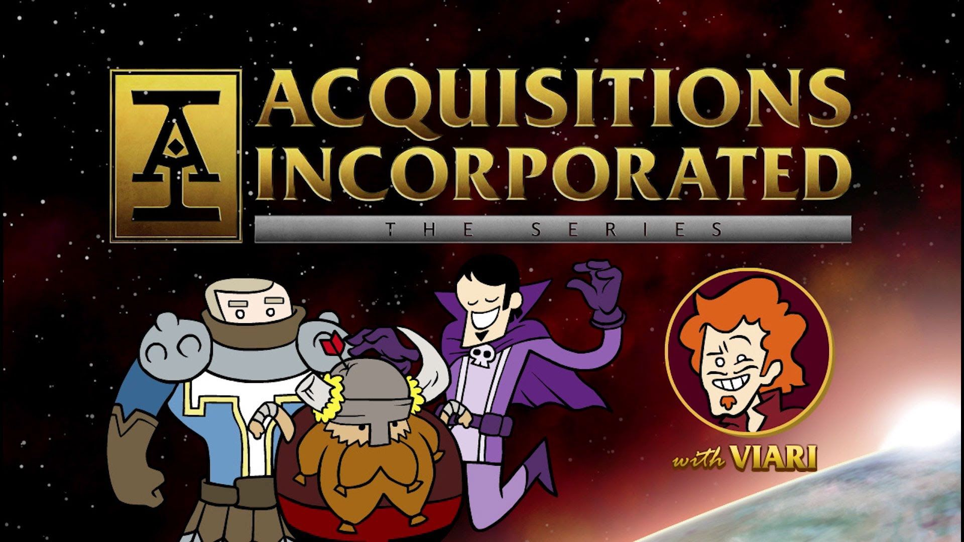 Episode 01 Acquisitions Incorporated The Series Funny