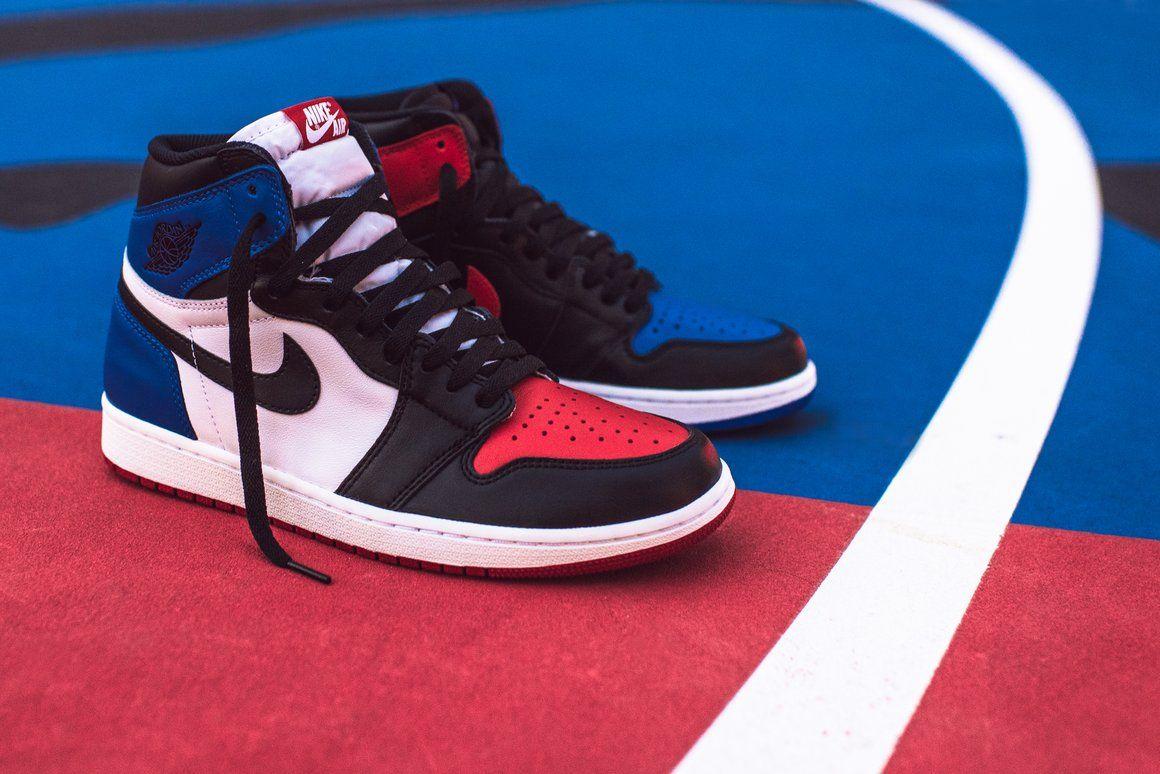 Nike Air Jordan 1 Retro High Top Three Milan Fashion Weeks