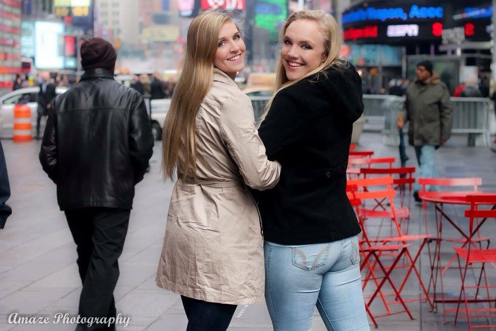 Senior pictures in New York City