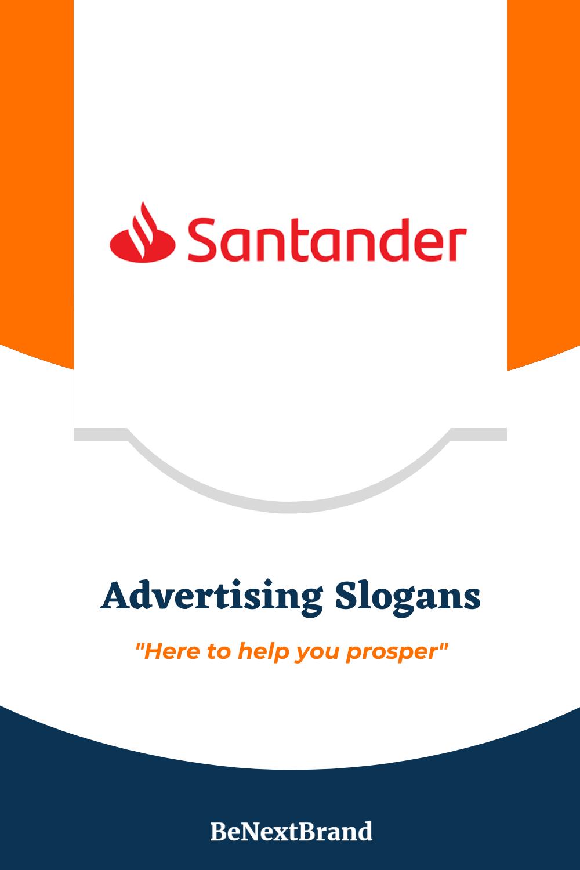 Best Santander Brand Slogans Advertising Slogans Slogan Santander