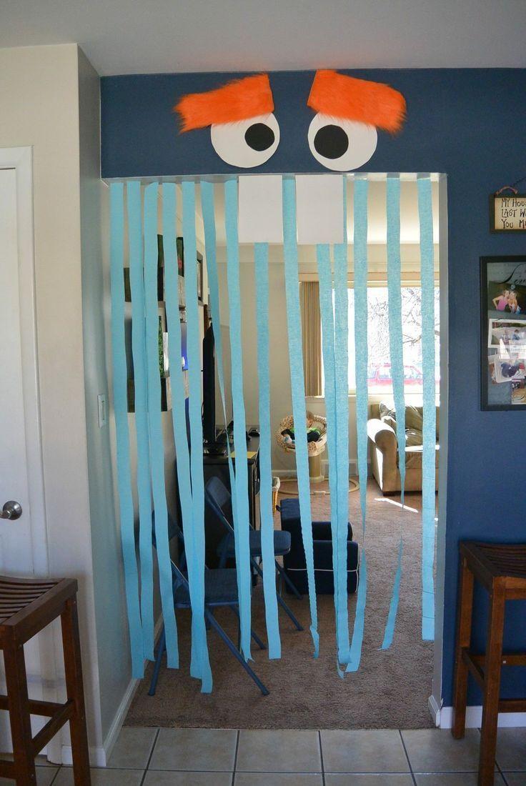 Monster Birthday decorationskidsbirthdayparty