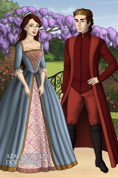 Erika and King Dominick | Princess and the Pauper ...