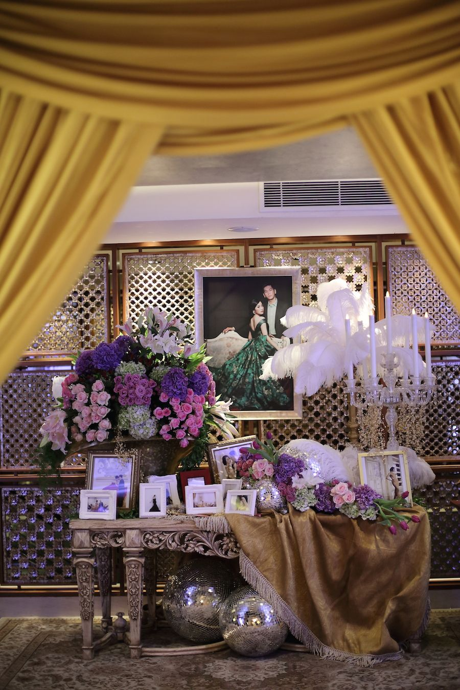 Magnificent Indonesian Wedding at the Mandarin Oriental