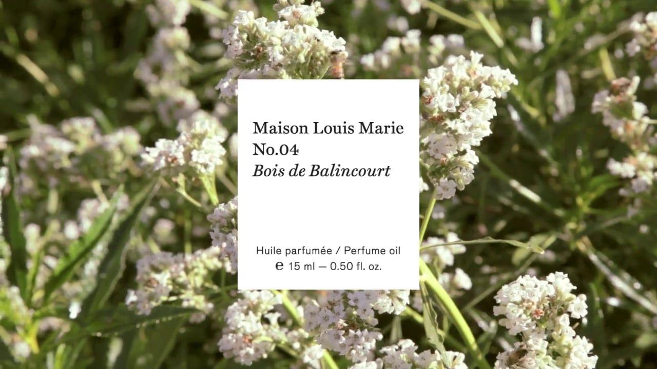 Maison Louis Marie : Bois de Balincourt Parfume