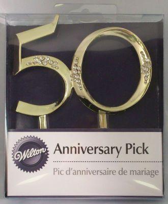 Michaelscom Wedding Department Gold 50th Anniversary Pick My