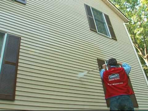 How To Pressure Or Power Wash Home Siding Pressure Washing Pressure Washing Tips Pressure Washer