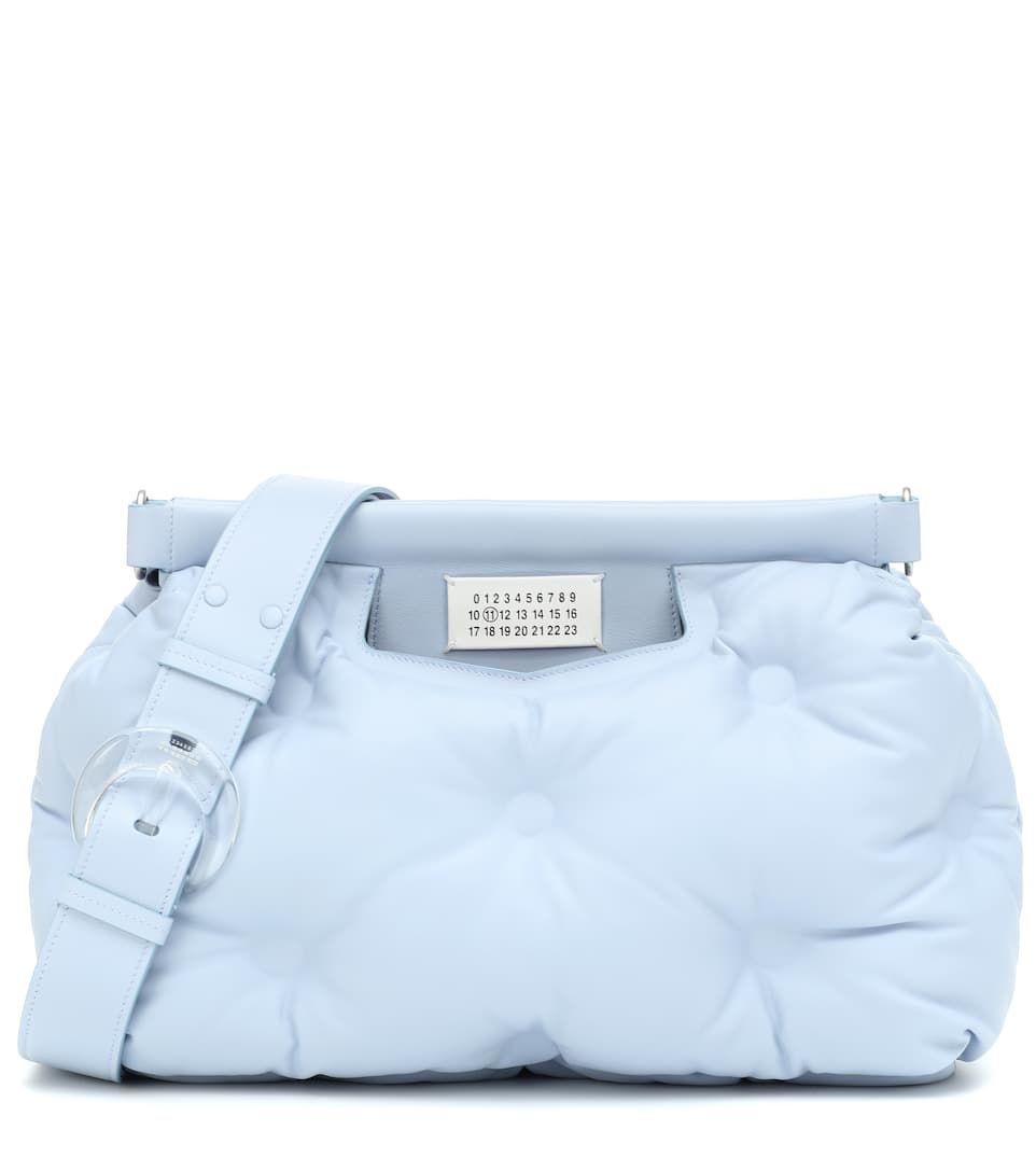 Paleblue Glam Slam Medium shoulder bag