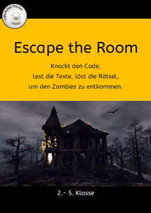 Photo of Escape the Room: Halloween (2.-5. Kl.)