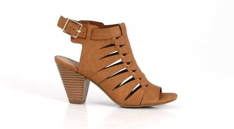 f2a754d202eb City Classified Lineup Block Heel Sandals in Tan