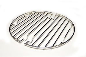 Can Cooker Rack - A 2 piece stainless steel rack that is designed to fit on the bottom of the CanCooker. Works with the original CanCooker and CanCooker Jr.