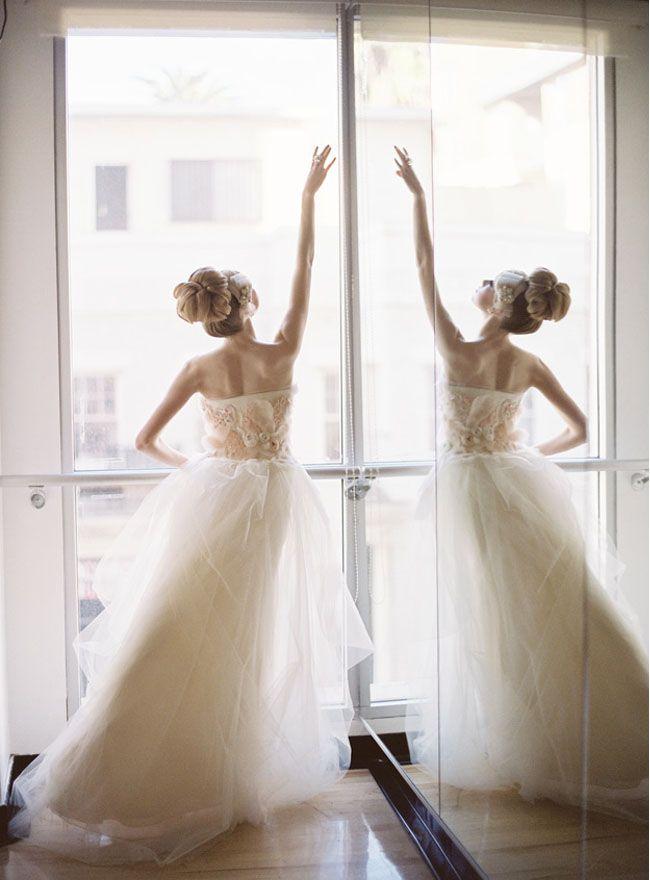 black swan + white swan wedding inspiration | ballet theme wedding