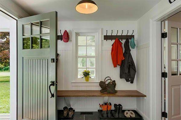 Flur Wandgestaltung - den Flur funktional gestalten | Pinterest ...