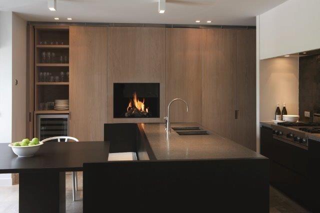 tV ingebouwd keukenmeubilair