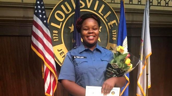 Officer To Be Fired Over Breonna Taylor Shooting In 2020 Breonna Taylor Killed By Police Police