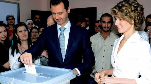 Assad expected to be reelected in Syrian presidential vote