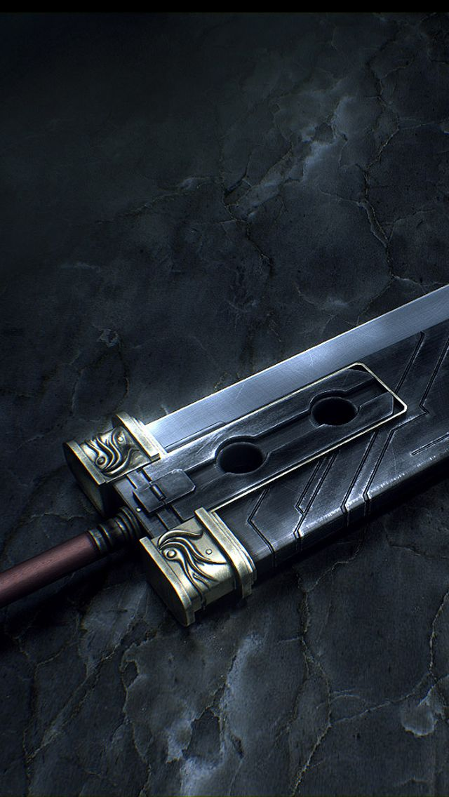 The Sword. Awesome collection of 24 Final Fantasy HD