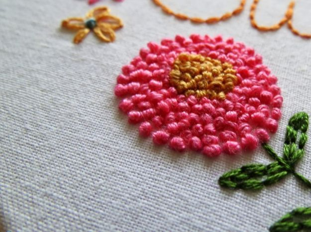 Hand embroidery stitches every sewer should know
