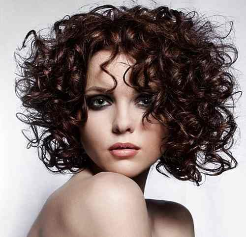 short curly ombre hair - Google Search | Curly hair styles, Curly hair styles naturally, Short ...
