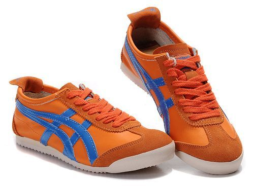 asics tiger backpack Orange