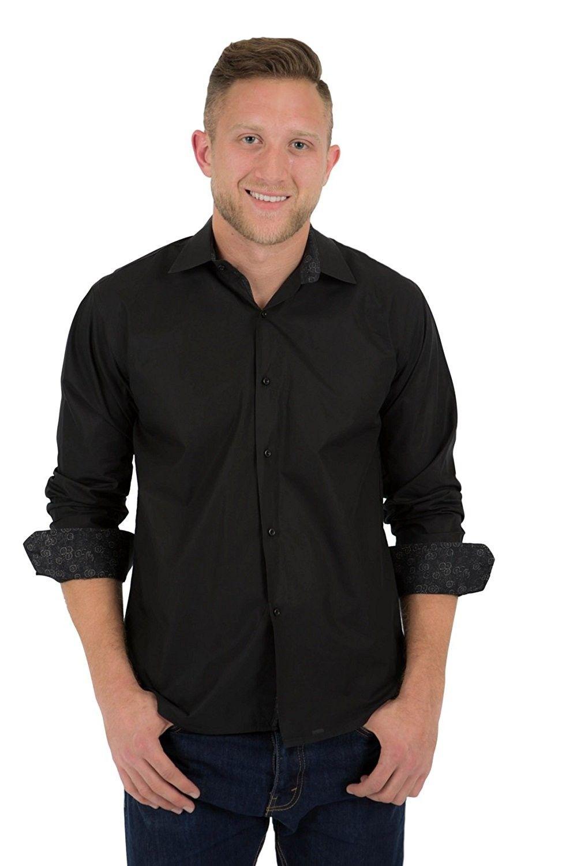 Men Slim Fit Untucked 100 Cotton Shirt With Italian Shirt Bag Black Shirt Name Bolzano Cl12clwv35r Italian Shirts Slim Fit Men Black Shirt [ 1500 x 1000 Pixel ]