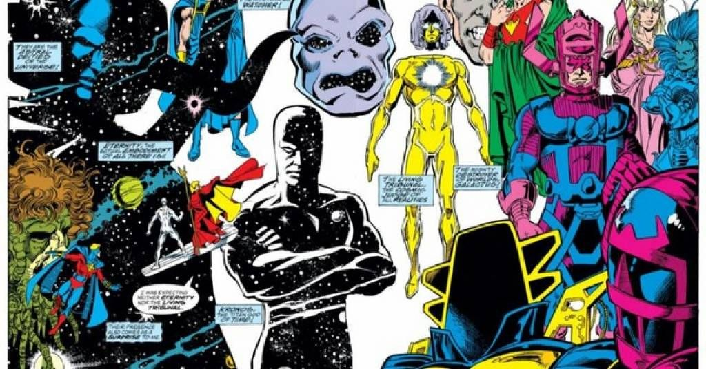 marvel comics most powerful characters