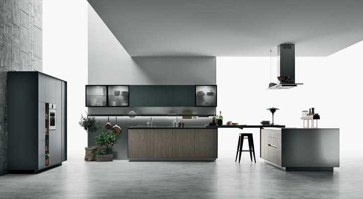 SoHo | Doimo Cucine | KITCHEN | Pinterest | Soho, Industrial style ...