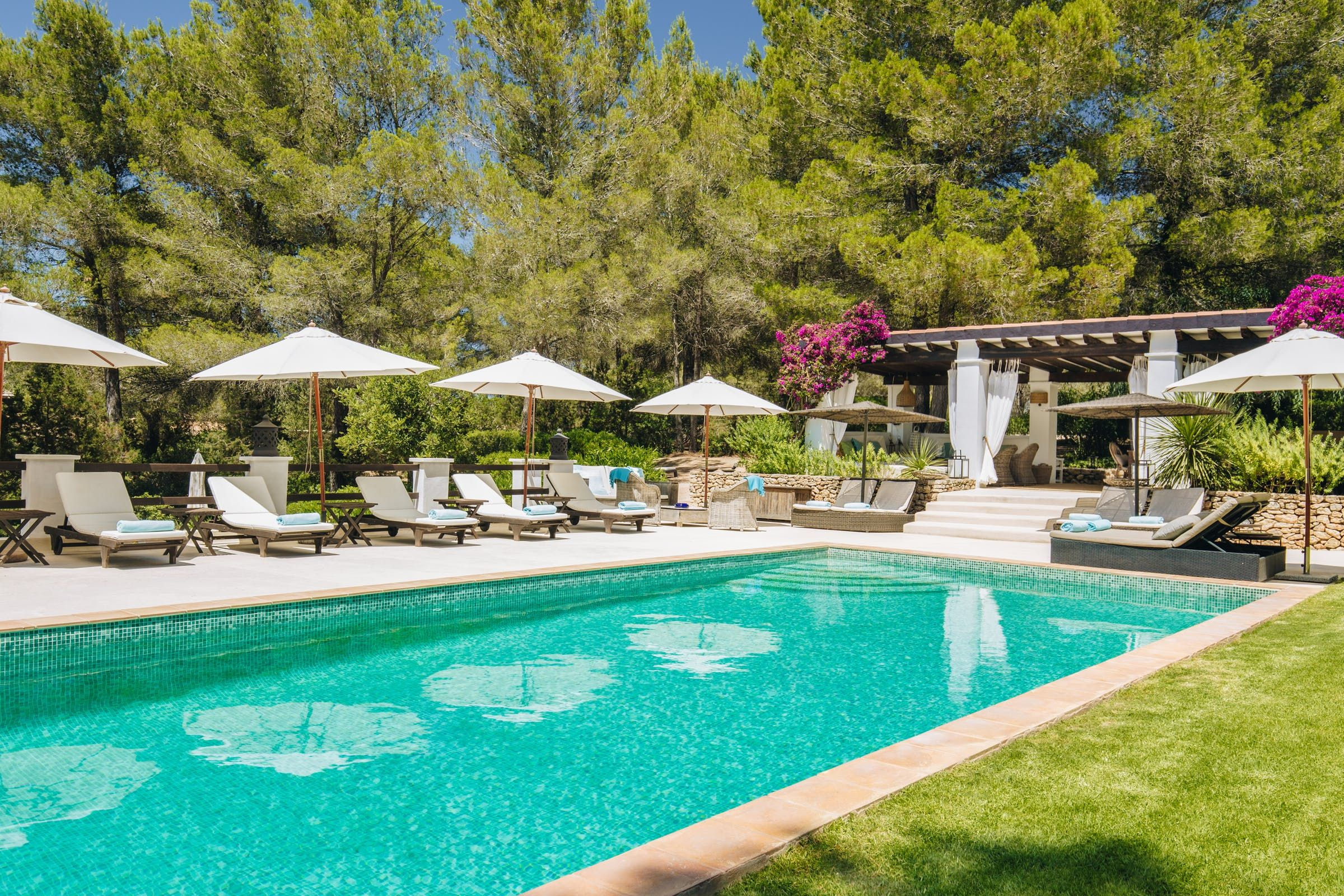 Villa Jara In Ibiza Le Collectionist With Images Villa Luxury Rentals Maine House