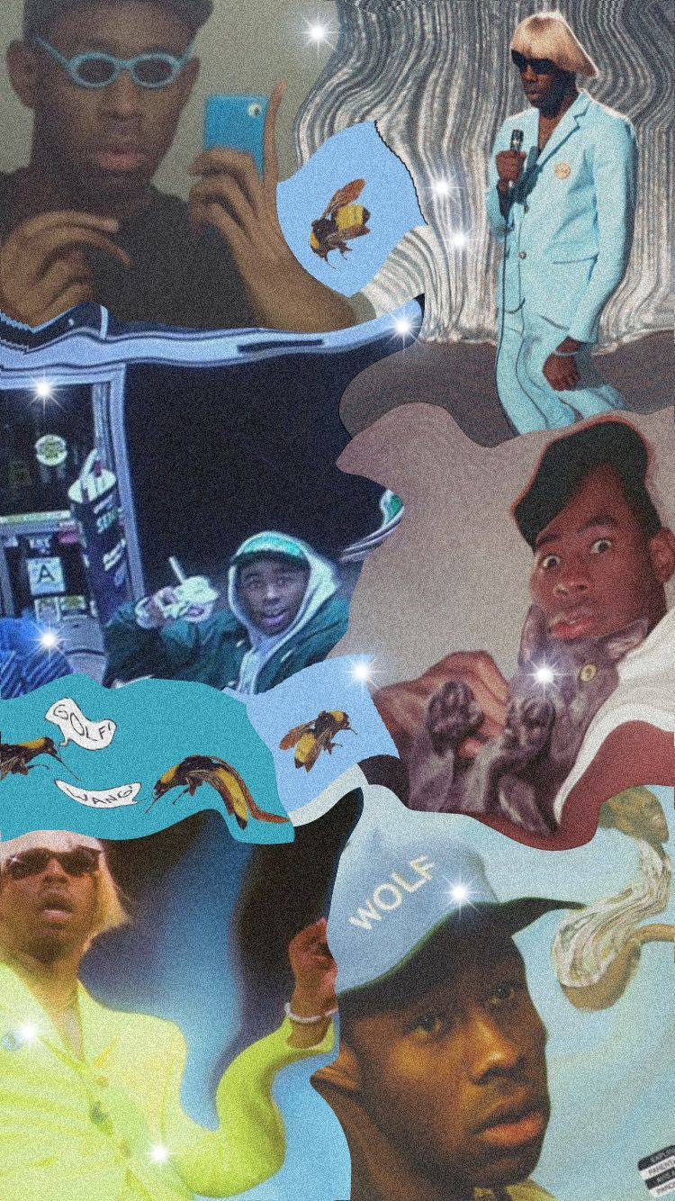 I Made This Wallpaper Use It Or Be Gone In 2020 Tyler The Creator Wallpaper Iphone Wallpaper Vintage Tyler The Creator