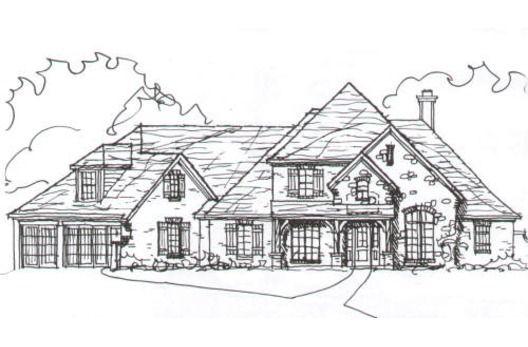 House Plan 141-213 wwwhouseplans - 3260 sqft - 4/3/3 NEW