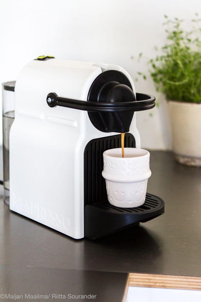 Onko kahvilla, kupilla ja lämpötilalla väliä?