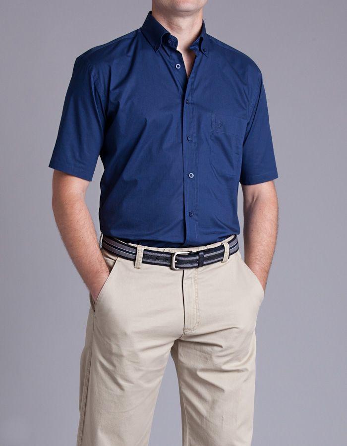 87ef1ada0d Resultado de imagen de moda camisa caballero manga corta
