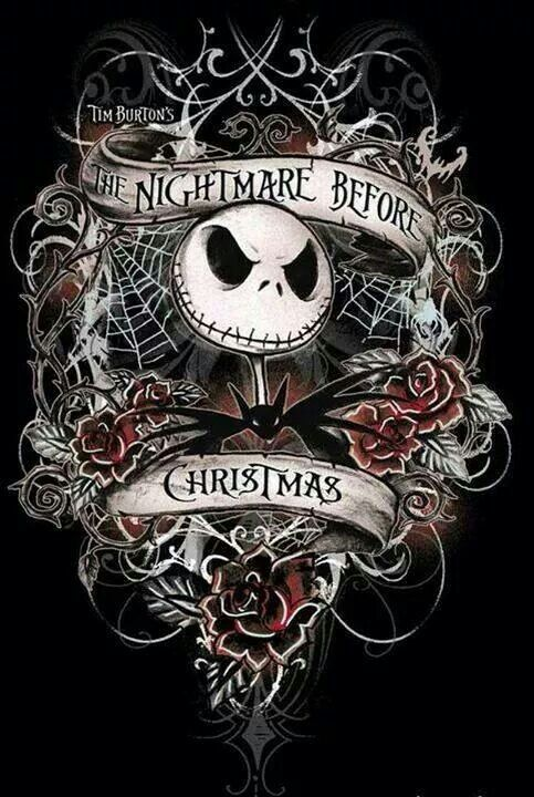 Pin by Danielle Selzer on tattoos Nightmare before