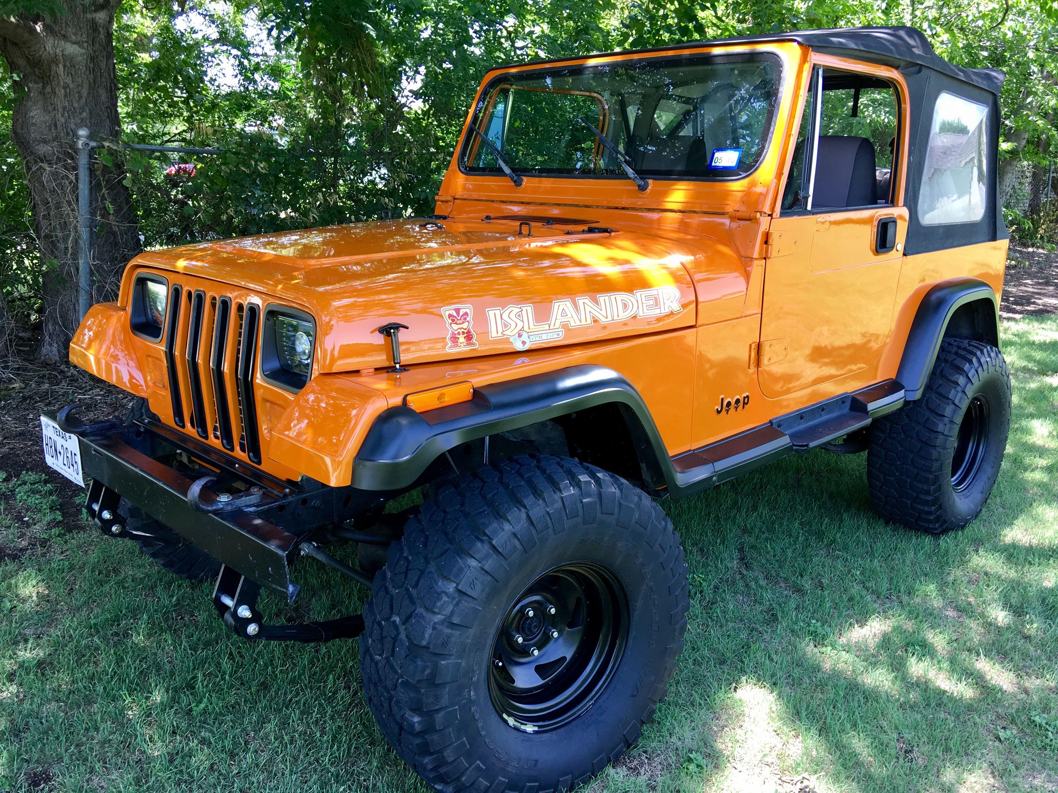 89 Yj Islander Jeep Yj Jeep Gear Jeep Wrangler