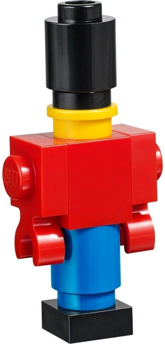LEGO Toy Soldier/nutcracker perfect for a little bauble