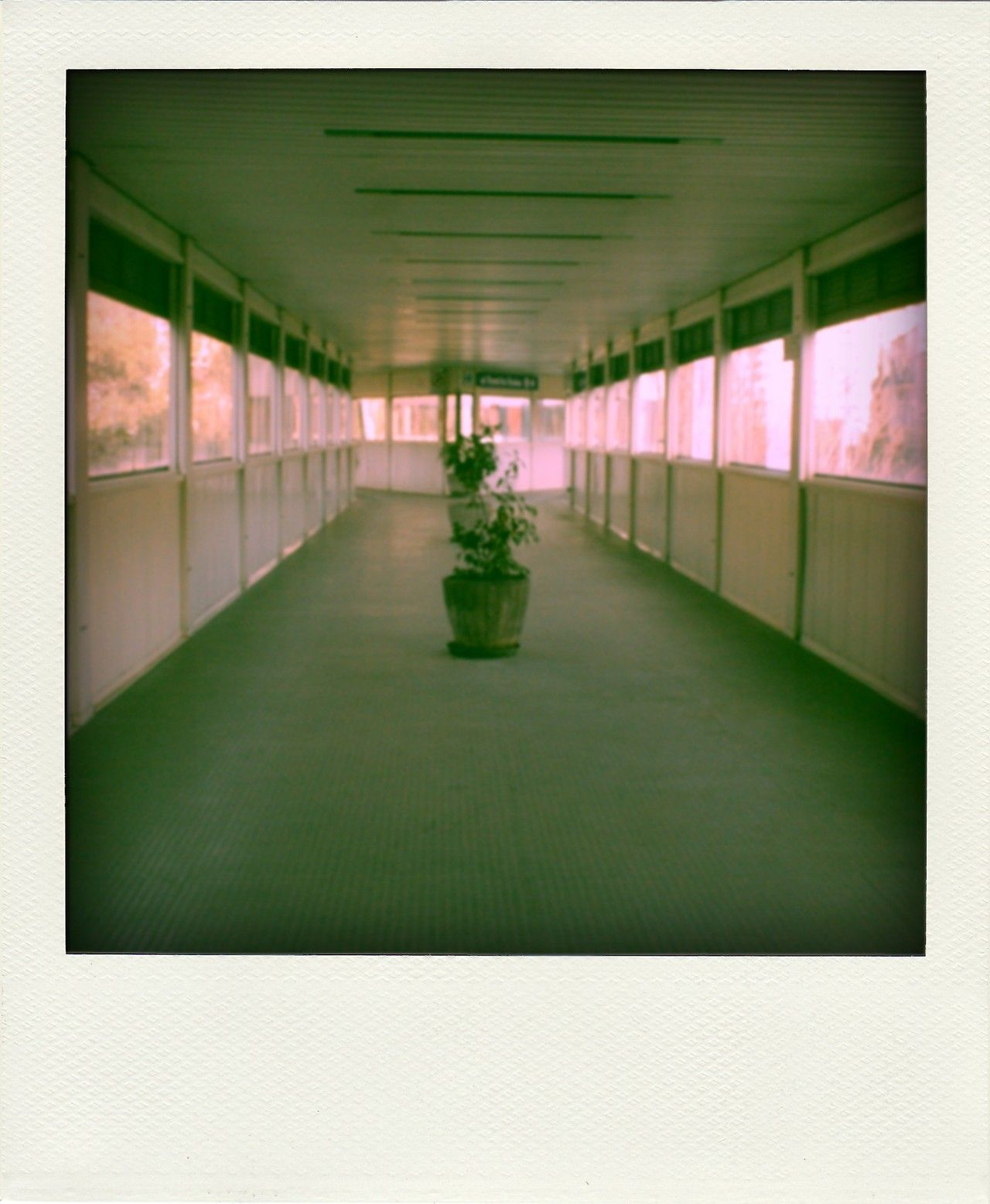 Metro corridor