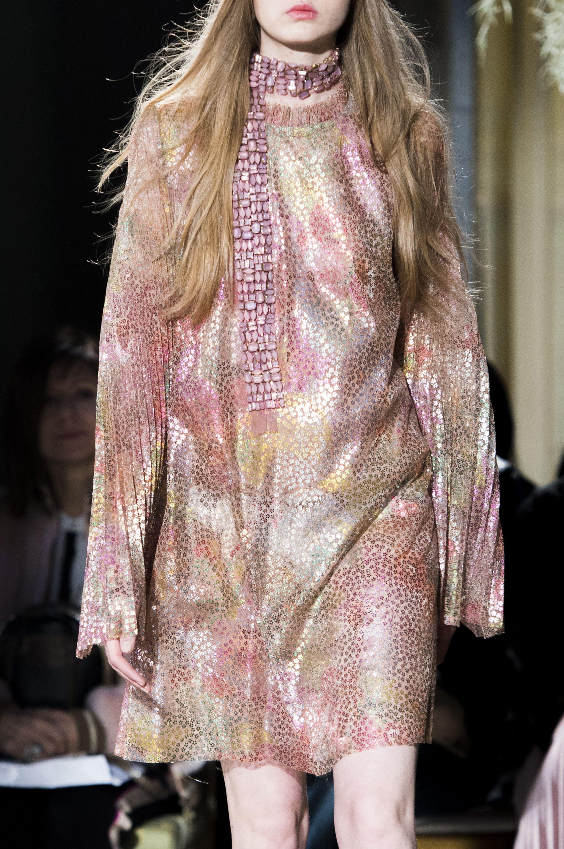 Luisa Beccaria Fall 2017 Fashion Show Details - The Impression