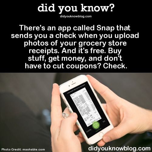 Pin by Dina Sicra on Hacks & Tips Snap app, Did you know