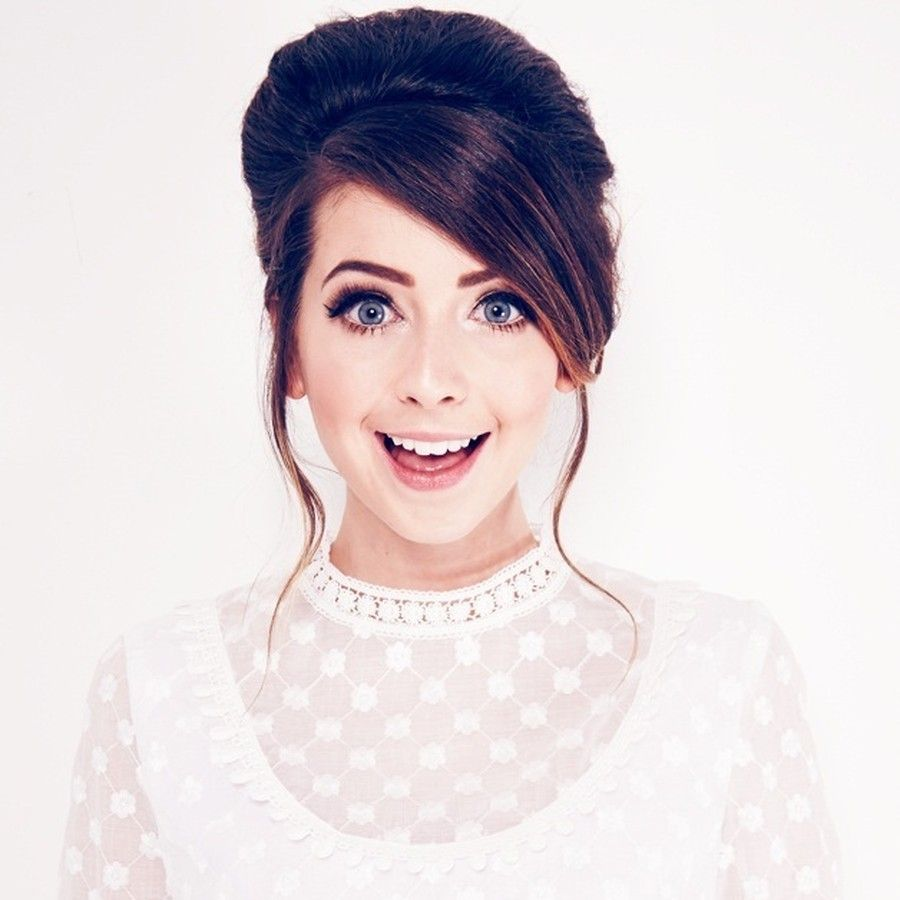 Zoella Interview: The Youtube Superstar On Her Beauty Beginnings And The  Power Of The Topknot