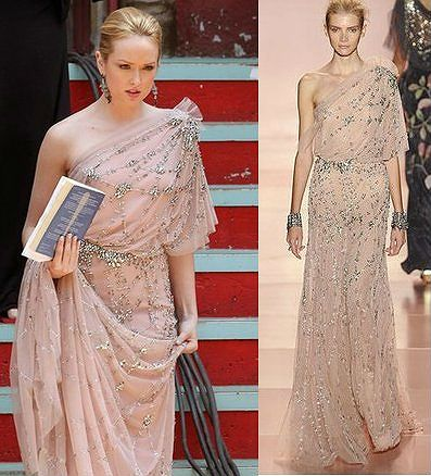 Gossip Girl\'s Best Looks From All 6 Seasons | Gowns, Princess and ...