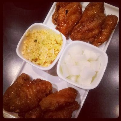 How far are you willing to travel for Korean fried chicken??? It