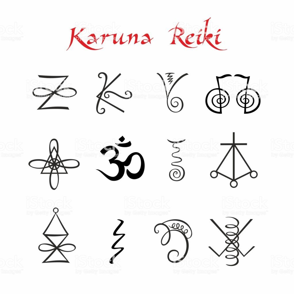 Karuna Reiki Symbols Healing Energy Alternative Medicine