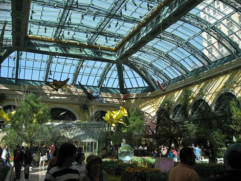 Bellagio Conservatory | Las Vegas