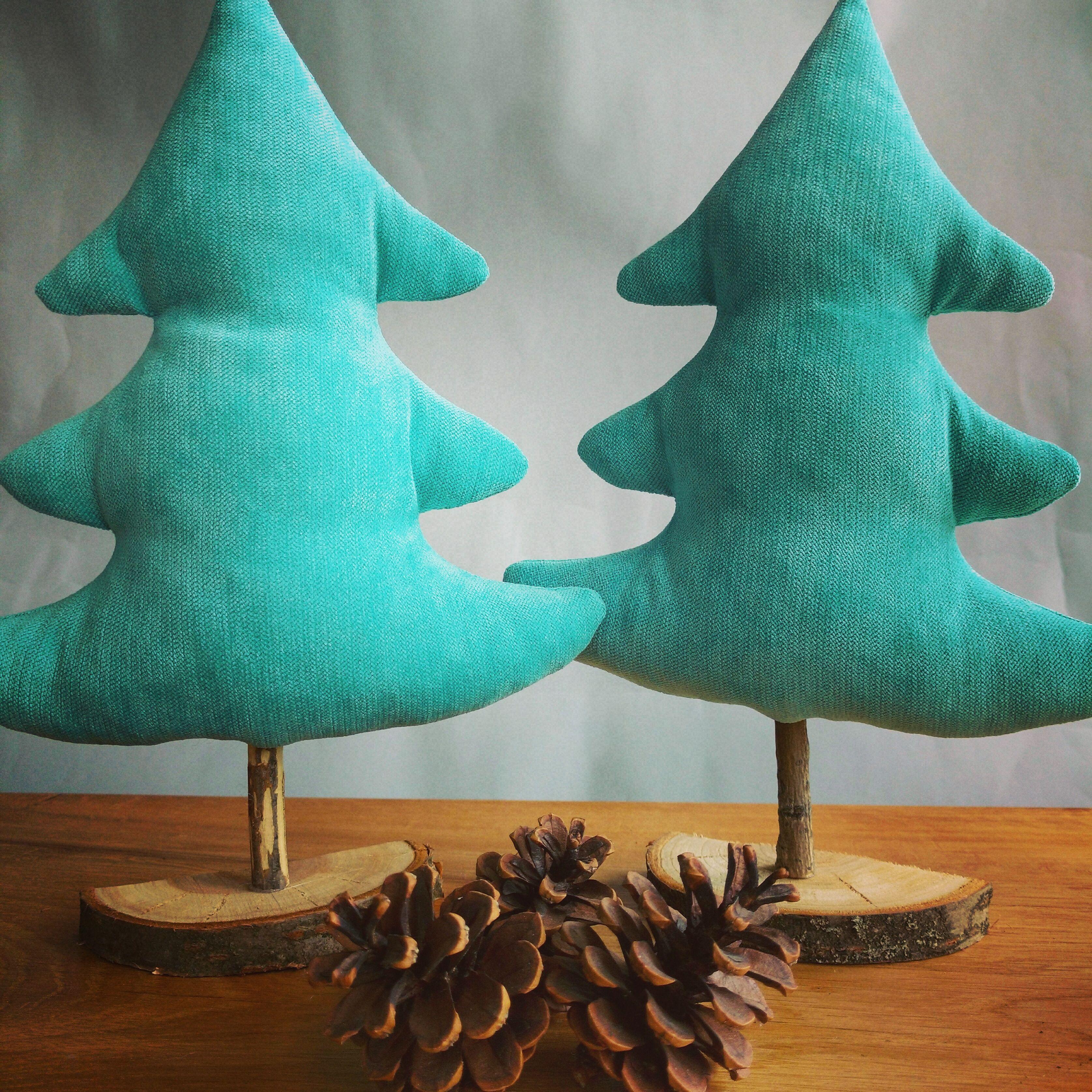Текстильная елка своими руками