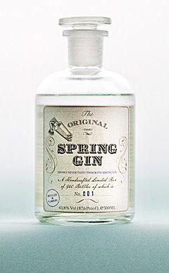 Spring Gin