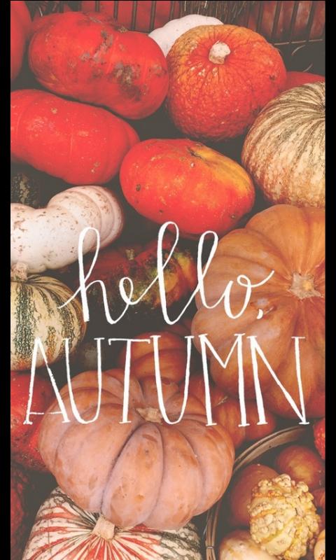 Autumn Tumblr Wallpaper Phone Backgrounds Autumn Hello Autumn