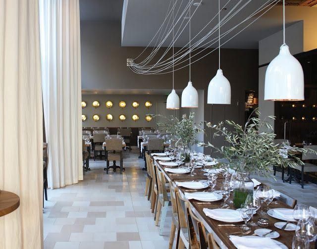 Ella Dining Room & Bar Kaper Design Restaurant & Hospitality Design Inspiration Ella