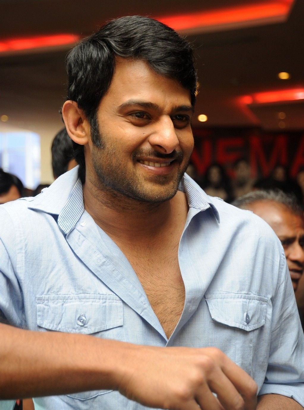 2019 year for lady- Stylish prabhas images in munna